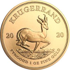 Gold Krügerrand 2020 1oz