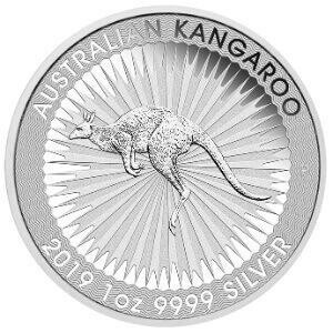 Silber_AustralianKangaroo_Känguru_2019_1oz