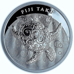 Silber_Turtle_FijiTakuSchildkröte_2013_1oz